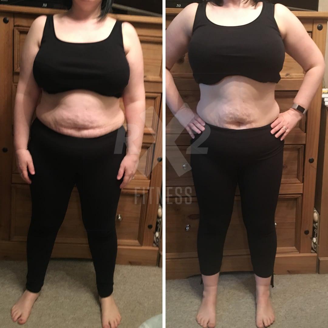 Amanda - Progress